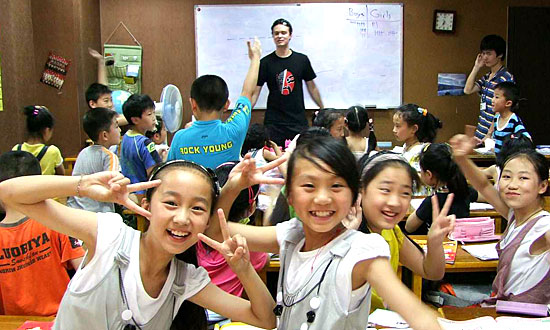 China: Native English Speaking Teacher (NEST) Horror Stories