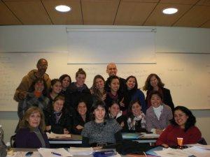 My Delta Course Classmates