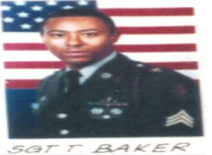 Sergeant Thomas Baker - Age 20