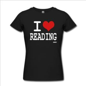I Love Reading by WAM