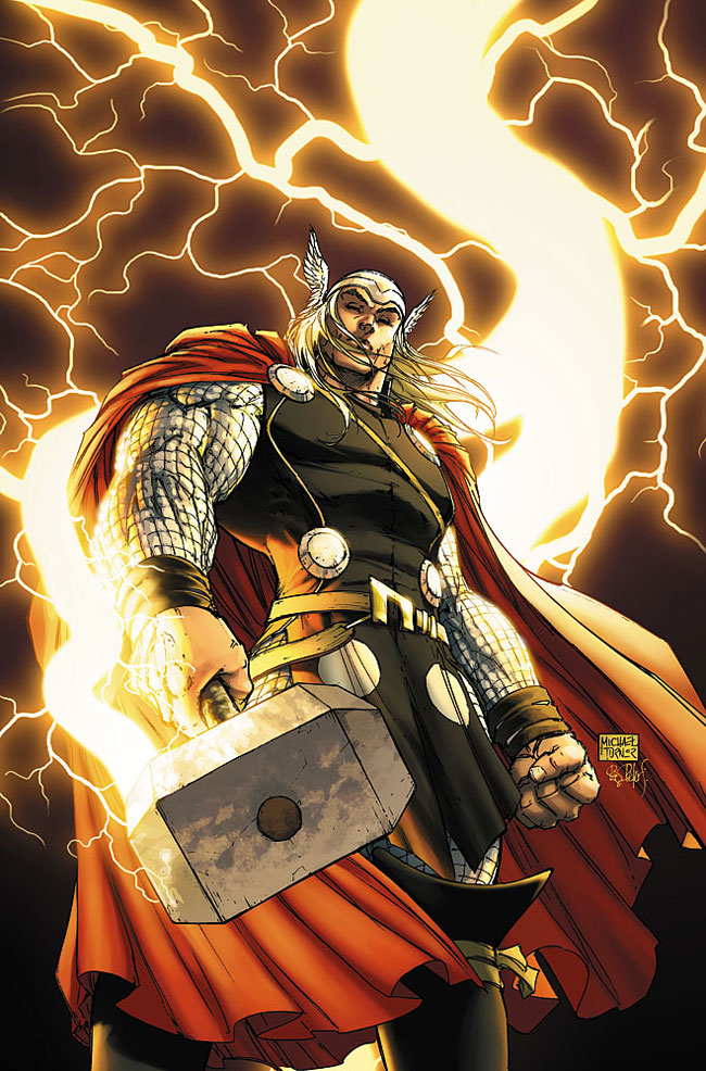 "Thor"": The Blockbuster – (Literally) 