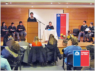 Debates 2011 Temuco (Mineduc - Programa Ingles Abre Puertas)