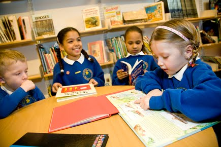 Children reading (Source: Google images)