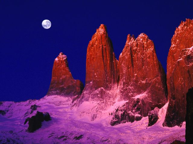 Torres del Paine (Google images)