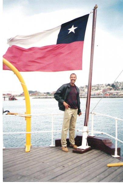Viva Chile! La bandera chilena y Thomas