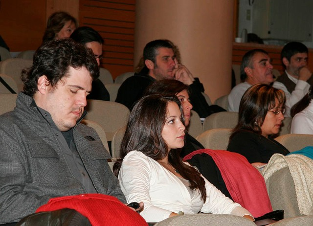 Gentleman sleeping during a plenary (Credit: Google images)