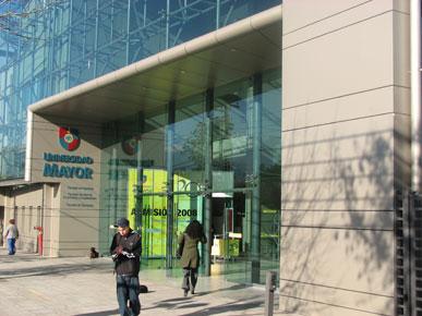 Univ. Mayor, Campus Manuel Montt, Av. Manuel Montt 367, Metro Manuel Montt