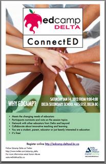 Global Partners in Learning: #Edcamp_Delta & #EdcampSantiago