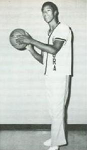 1980 Luxora Panthers Basketball  - Thomas Baker