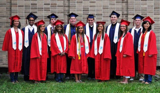 Livonia International Baccalaureate Programme Diploma graduates