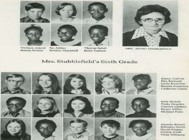 6th Grade Class Picture