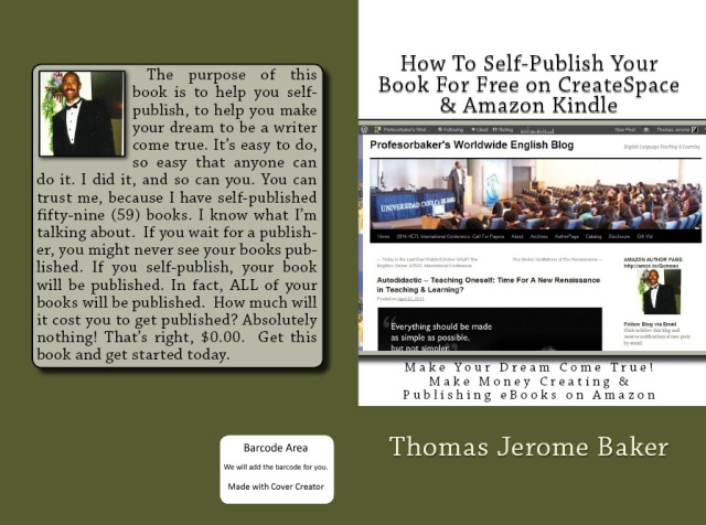 BookCover How to Publish