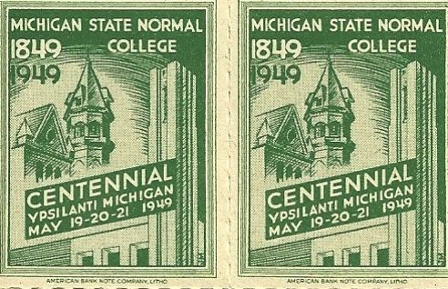 Normal Training School - Centennial Stamp
