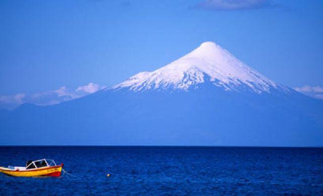 Chile - Wide Angle