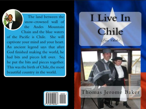 Cover of I Live In Chile