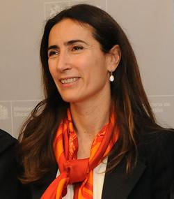 Ministra Carolina Schmidt