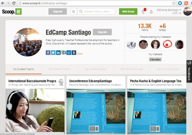 http://www.scoop.it/u/edcamp-santiago