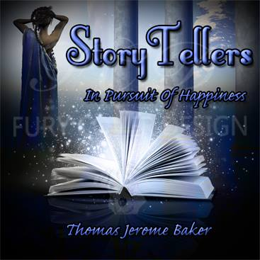 Storyteller Cover by Samantha Fury