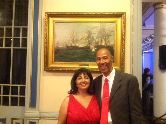 Gaby & Tom Naval Club