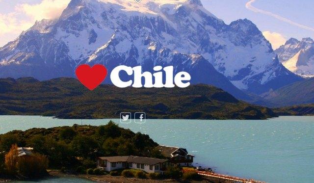 I Love Chile - Torres del Paine