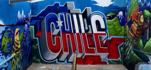 Chile por Manuel Grandón