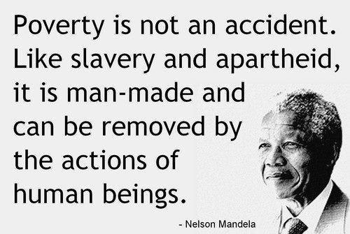MandelaPovertyQuote