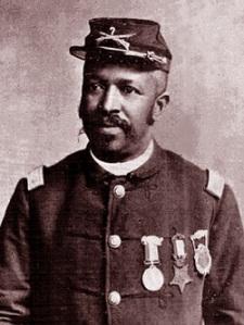 Sgt Major Christian Abraham Fleetwood