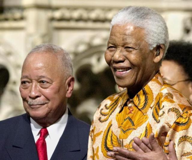 Dinkins Mandela