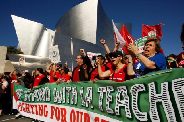 Los Angeles Teachers