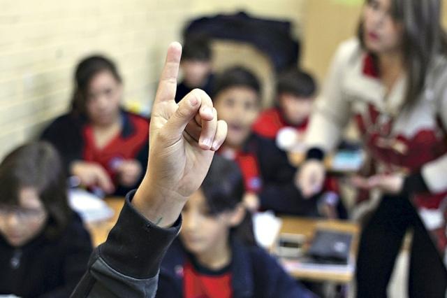 Colegio Hand Up
