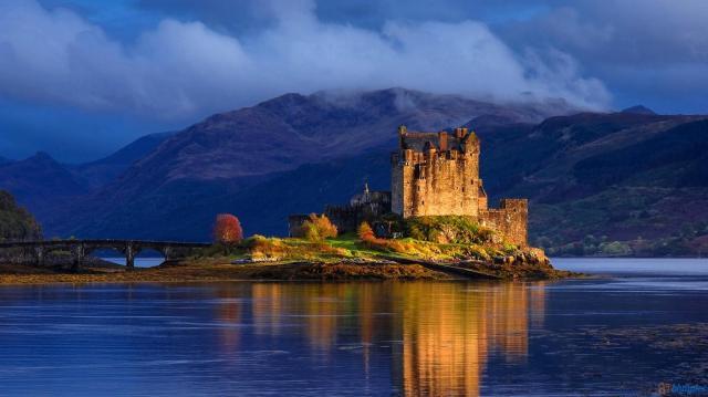 Eilean-Donan-Castles