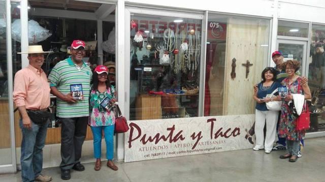 Family Punta y Taco