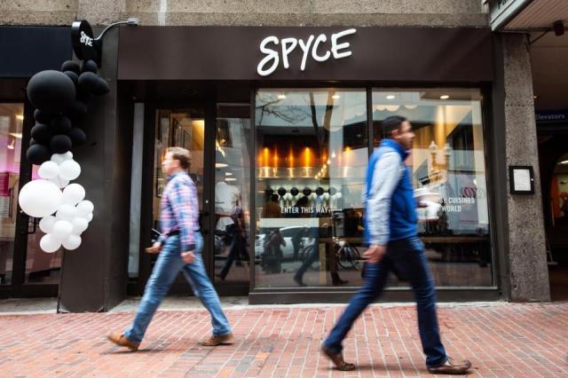Spyce Boston
