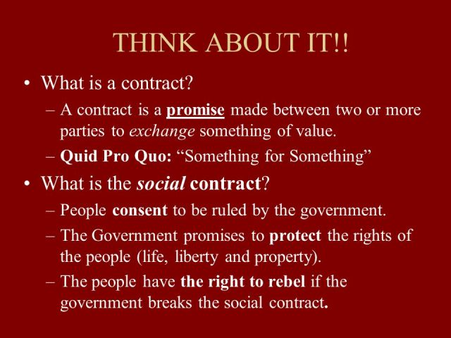THINK+ABOUT+IT!!+What+is+a+contract+What+is+the+social+contract